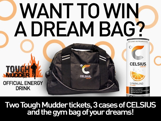Celsius Energy Drinks sweepstakes