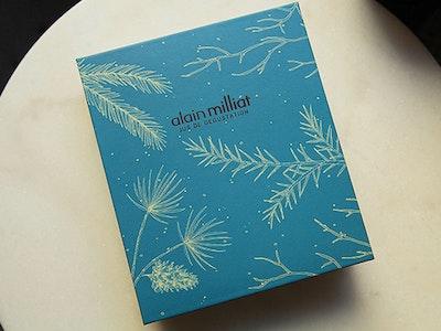 jeu concours 5 coffrets Alain Milliat