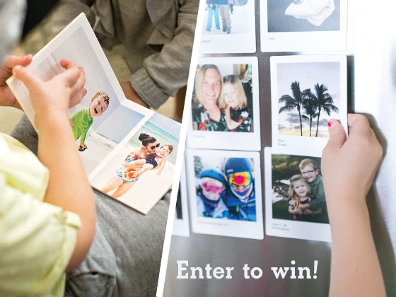 Photo Gifts from Pinhole Press! sweepstakes