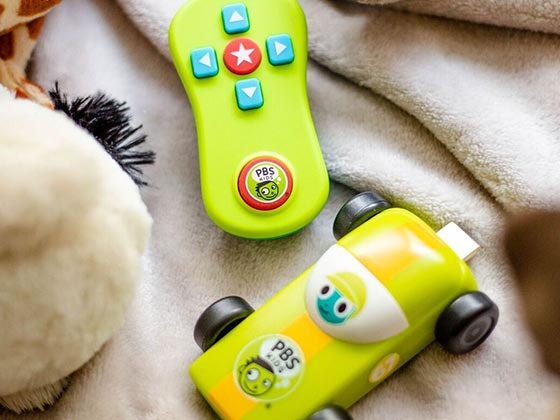 PBS KIDS HDMI Streaming TV Stick sweepstakes