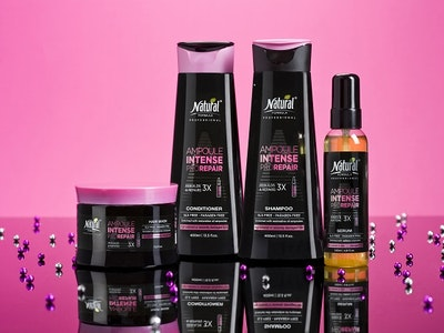 Natural Formula's Ampoule Intense Hair Care  sweepstakes
