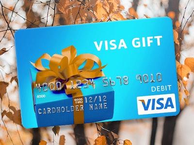 Visa Gift Card sweepstakes