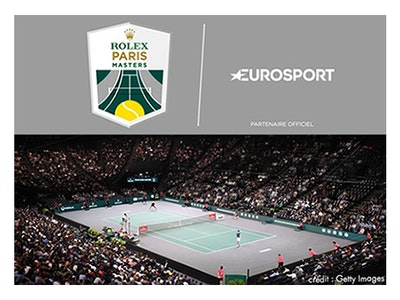 jeu concours Rolex Paris Masters de Paris