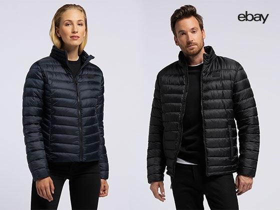 Nachhaltige Jacke für sie und ihn Gewinnspiel