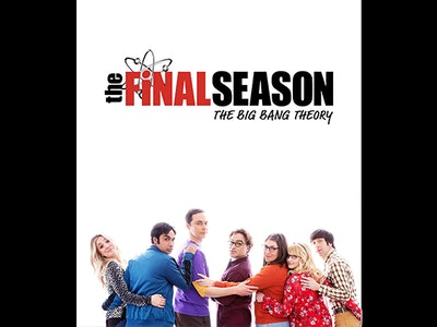 The Big Bang Theory sweepstakes