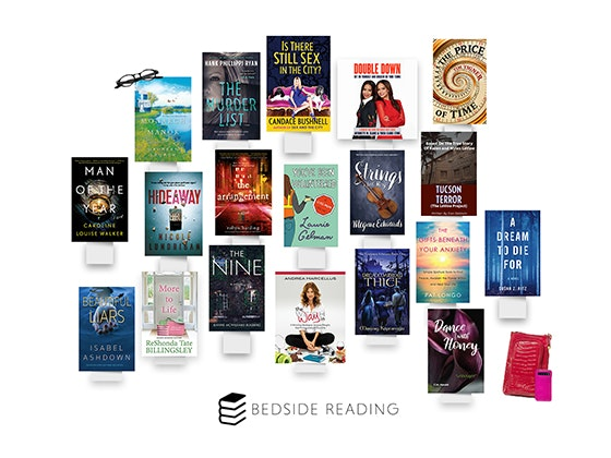 Book Bundle from Bedside Reading  sweepstakes