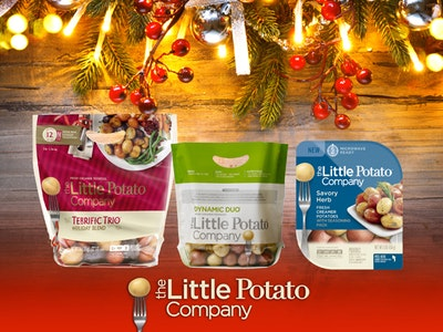 Creamer Potatoes From The Little Potato Company sweepstakes