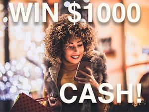 1 000 cash prize 1