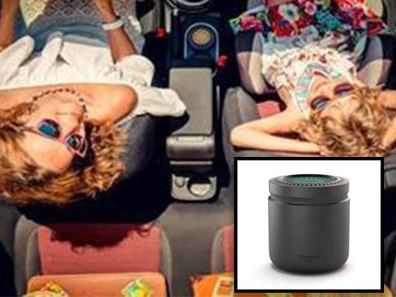 Portable Moodo Smart Diffuser sweepstakes