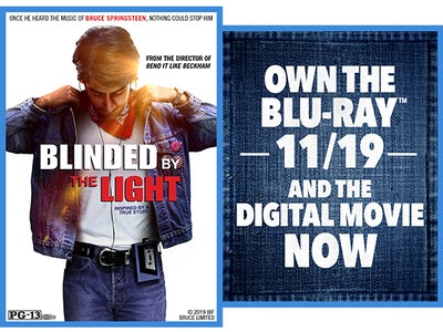 Blinded By The Light on Digital sweepstakes