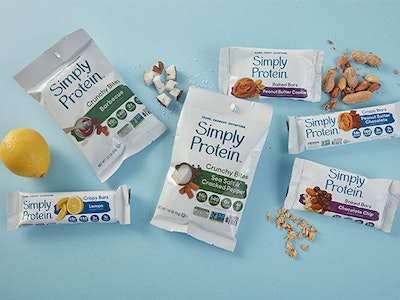 Simply Protein Prize Pack  sweepstakes