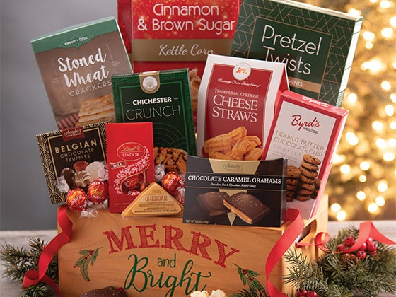 Gourmet Gift Baskets sweepstakes