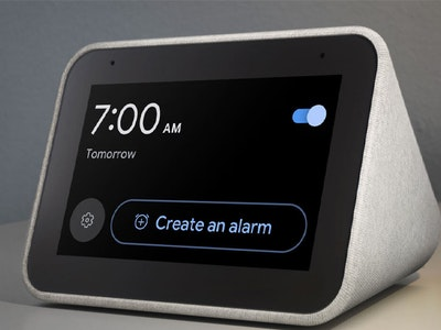 Lenovo Smart Clock sweepstakes