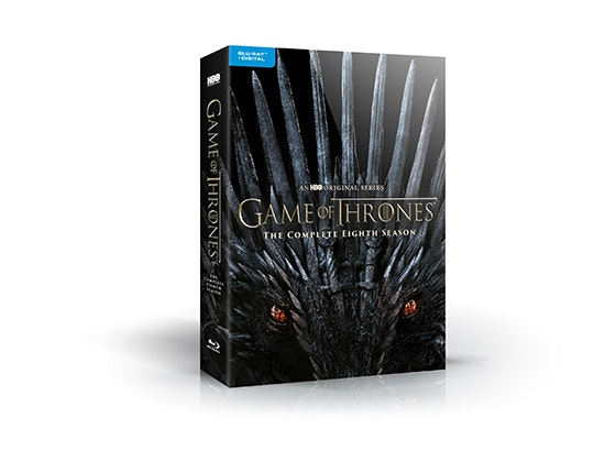 Game of Thrones The Complete Eighth Season  sweepstakes