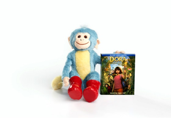 DORA And The Lost City of Gold Blu-Ray Combo Pack sweepstakes