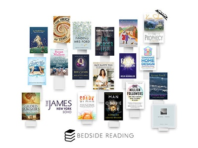 Win a Trip to New York From Bedside Reading! sweepstakes
