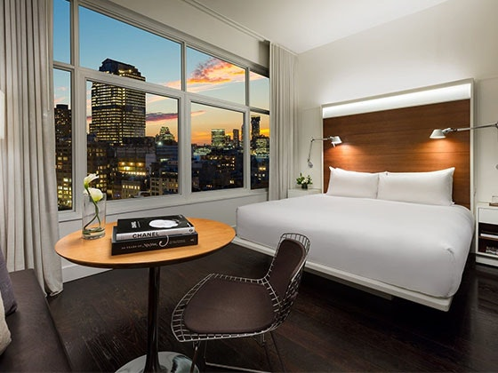 Win a Stay in New York From Bedside Reading! sweepstakes