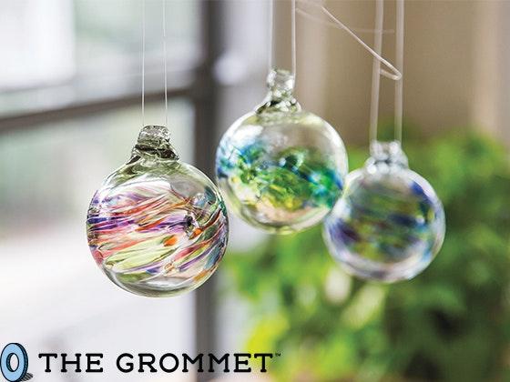 Kitras Art Glass Birthstone Ornament sweepstakes