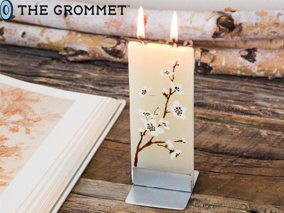 Flatyz Handmade Flat Candle sweepstakes