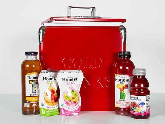 Honest Tea Prize Pack! sweepstakes