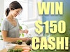 $150 Cash Prize December 2019 sweepstakes