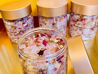 Floral Soaking Bath Salt From OMM Collection sweepstakes