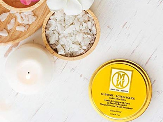 Solid Lotion Balm From OMM Collection sweepstakes