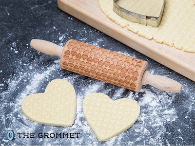 Valek Small Embossing Rolling Pin sweepstakes