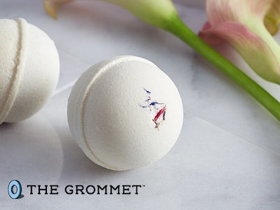 CBD Bath Bomb From The Grommet sweepstakes