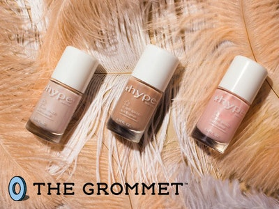 Plant-Based Nail Polish From The Grommet!  sweepstakes