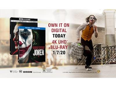 Joker on Digital sweepstakes