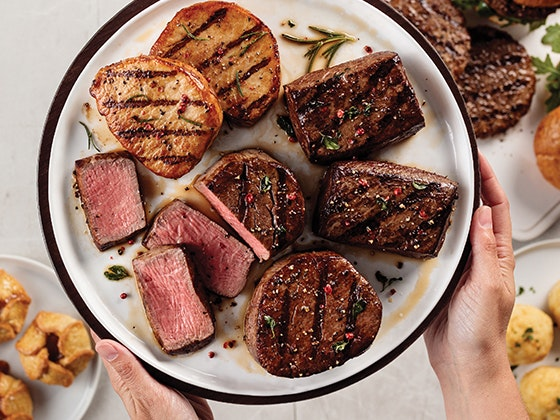Gourmet Assortment From Omaha Steaks sweepstakes