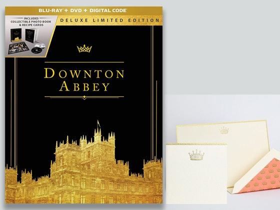 Downton Abby Movie sweepstakes
