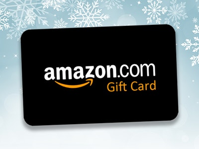 $50 Amazon Gift Card - Countdown to Christmas sweepstakes