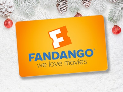 Fandango - Countdown to Christmas sweepstakes