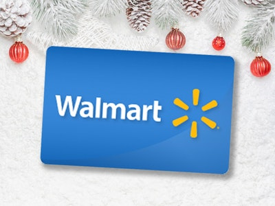 2019 $75 Walmart Gift Card sweepstakes