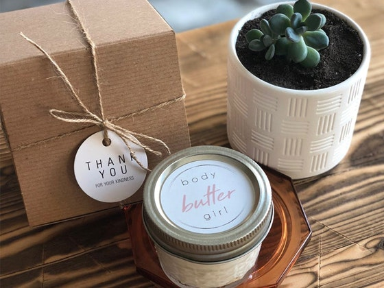 Body Butter Girl sweepstakes