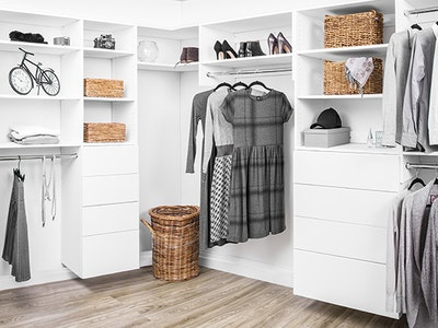 Modular Closet Makeover sweepstakes
