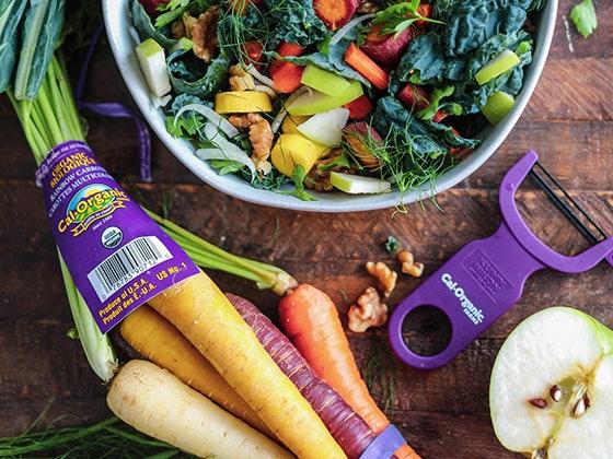 Cal-Organic Farms® Fresh Vegetables sweepstakes