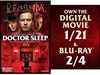 Doctor Sleep on Digital! sweepstakes