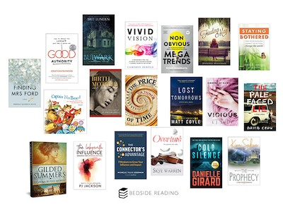Bundle of Books From Bedside Reading sweepstakes