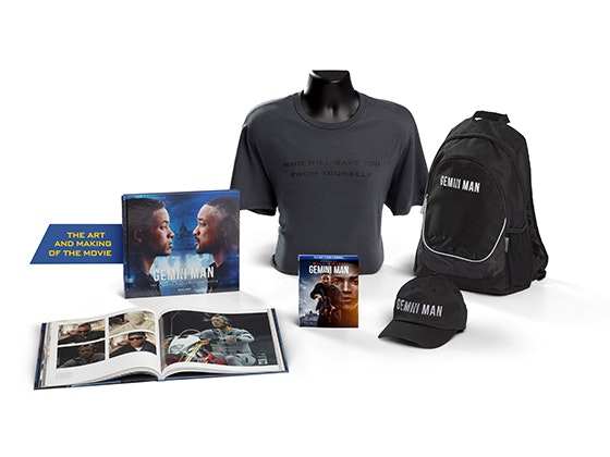 Gemini Man Prize Pack! sweepstakes