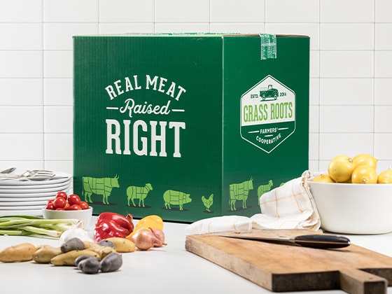 Grass Roots' Spring Variety Box sweepstakes