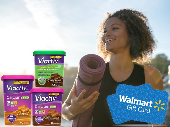 Viactiv All Products sweepstakes