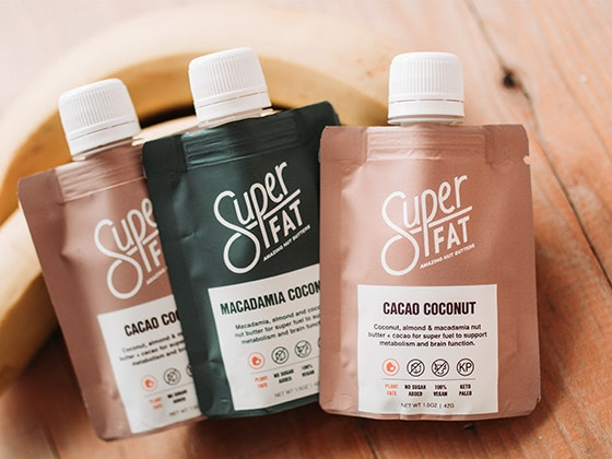 Keto Kit from SuperFat! sweepstakes