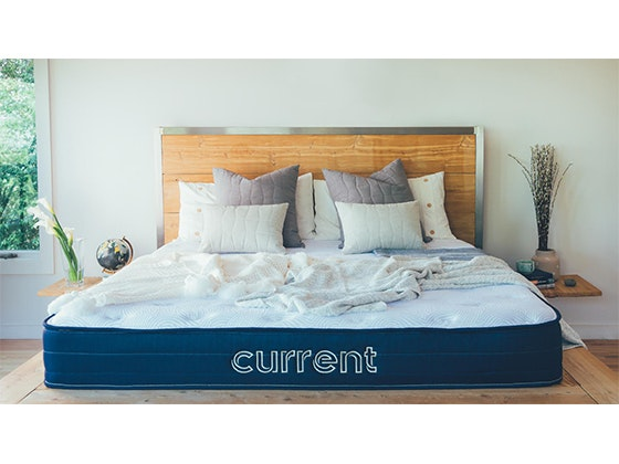 Current Mattress and a Throw sweepstakes