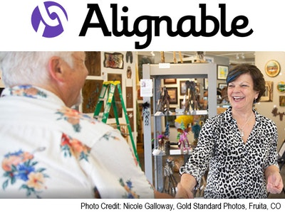 Alignable sweepstakes