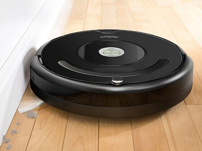 Win a Roomba® 675 sweepstakes