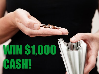 $1000 Cash March 2020 sweepstakes