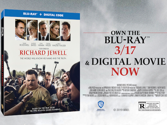 Richard Jewell on Digital!  sweepstakes
